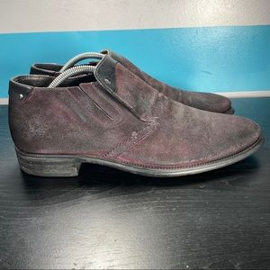 Bacco bucci leather dress shoes
